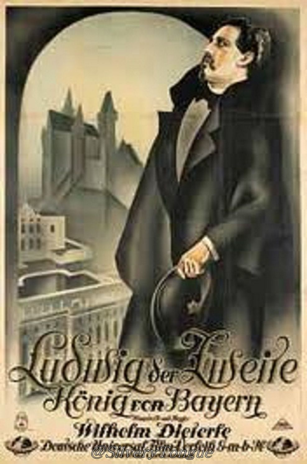 Watch Ludwig der Zweite, König von Bayern Full-Movie Streaming