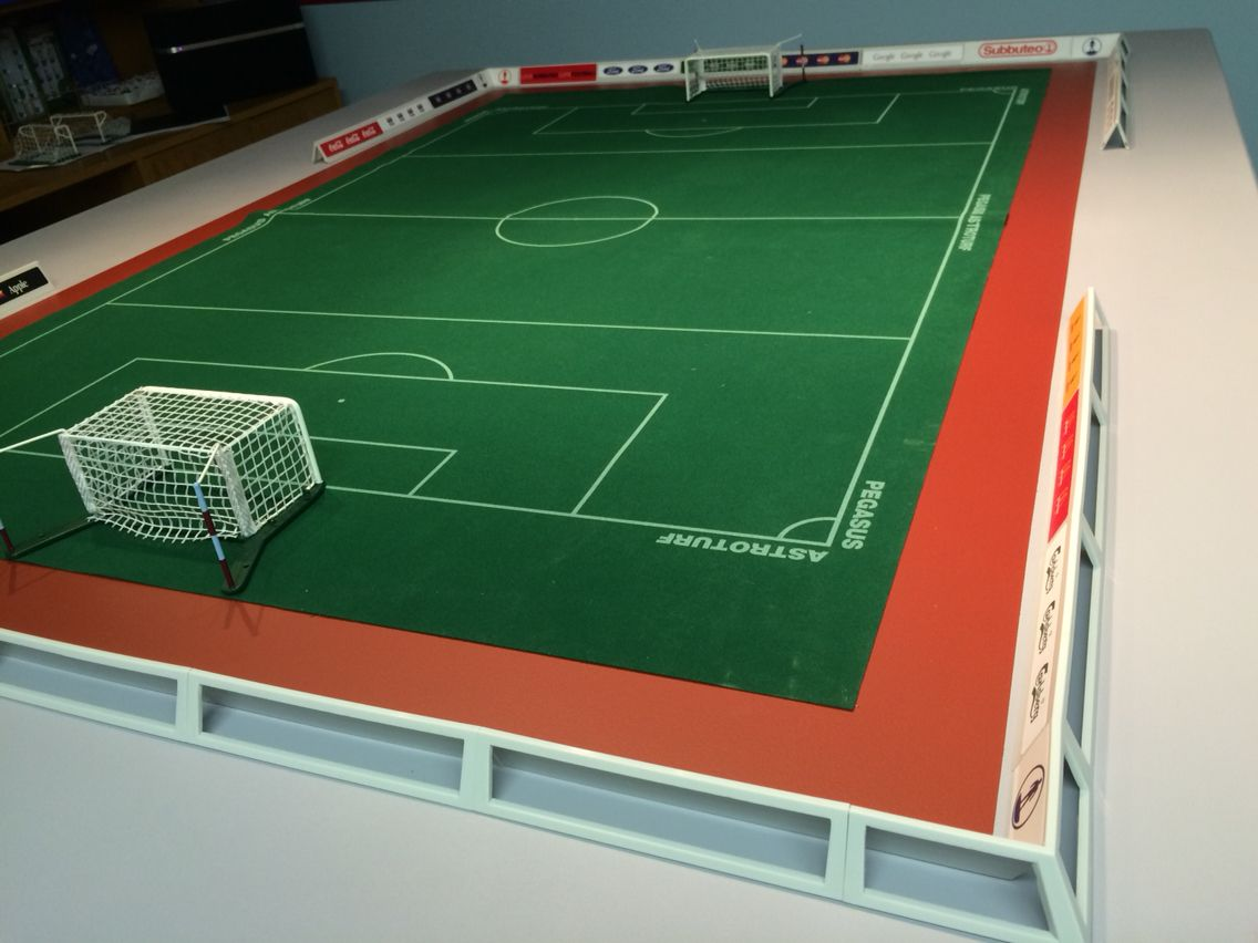 9 best pro subbuteo stadiums images on pinterest soccer table
