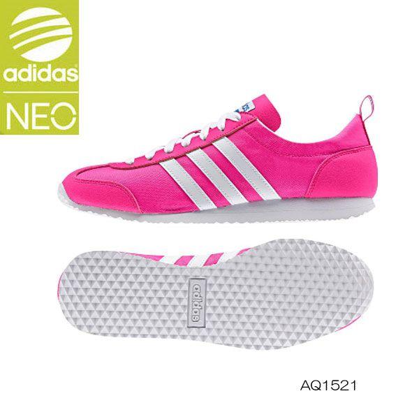 Adidas VS Jog aq1521 Pink   Adidas, Adidas neo, Sneakers