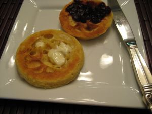 Peggy's English Muffin « Buttoni's Low Carb Recipes