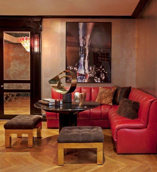 Dream Home:Tamara Mellon's apartment by Martyn Lawrence Bullard | Style City