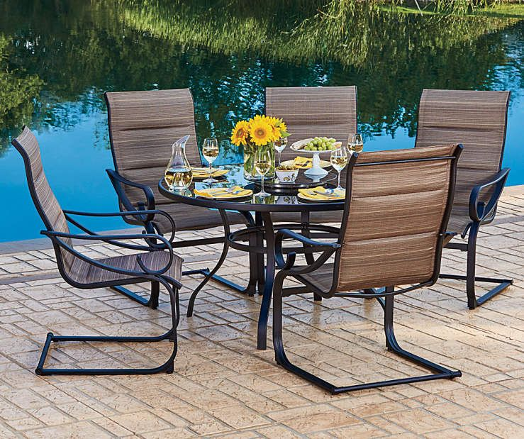 Wilson & Fisher Tahoe Patio Dining Collection at Big Lots