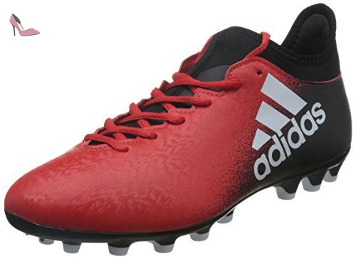 Adidas X AG, Chaussures de Football Homme, Multicolore (Red/Ftwr ...