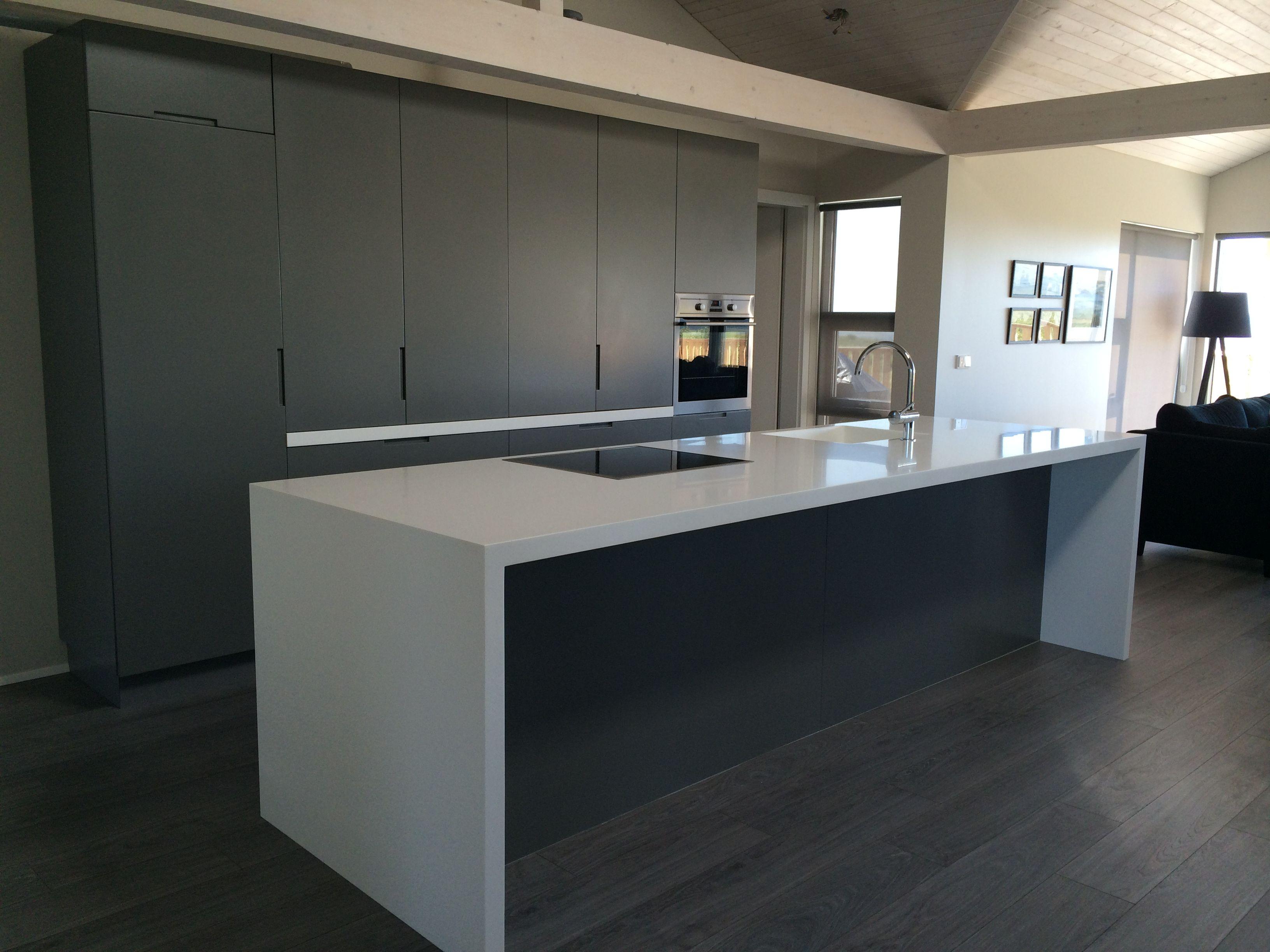 Best Kitchens Grey Interior Valey Benediktsdóttir 400 x 300