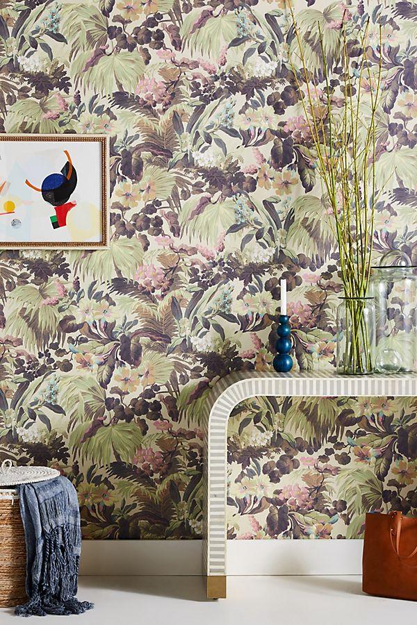 Limerence Wallpaper Scandinavian wallpaper, Palm