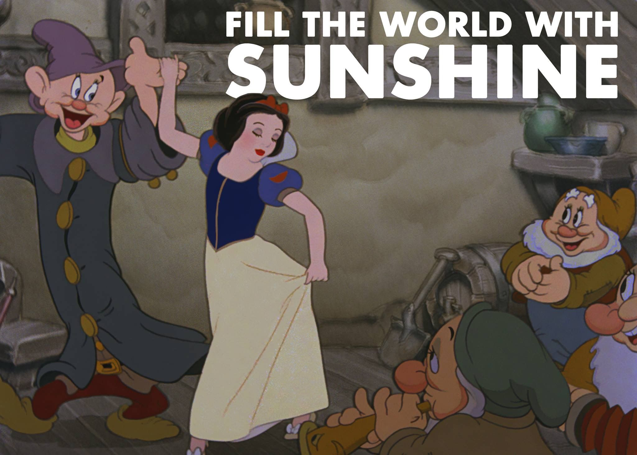 Walt Disney's Snow White and the Seven Dwarfs. Release