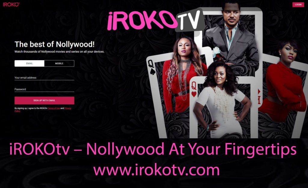 iROKOtv – Nollywood At Your Fingertips | Fzmovies – Hollywood &