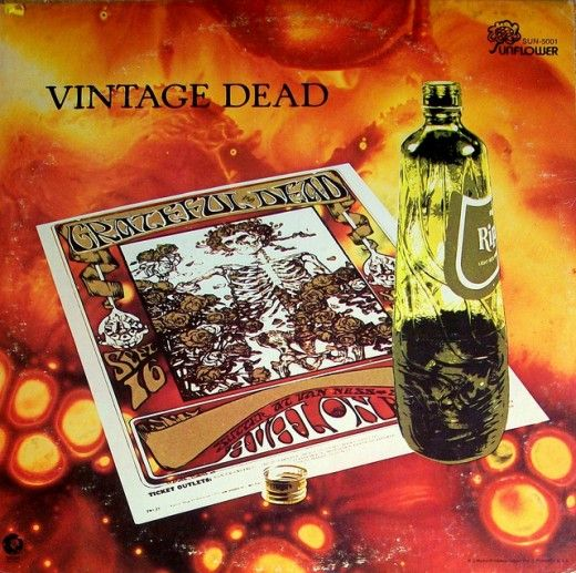 Album Cover Art By Stanley Mouse Alton Kelley Grateful Dead Vinyl Grateful Dead Album Covers Album Cover Art