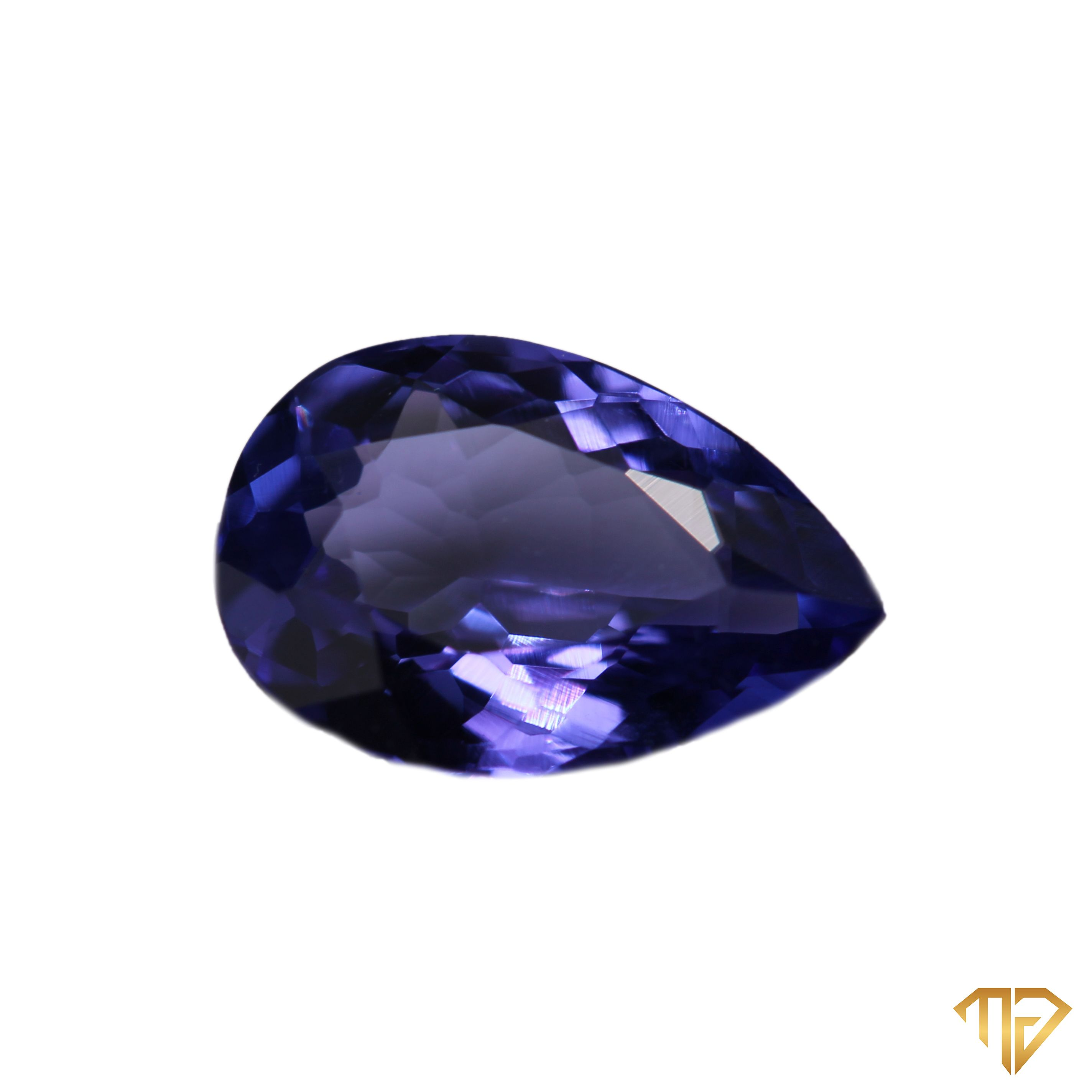jewels tanzanite gems cts pear aaa gemstones pin jewelry