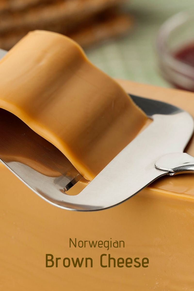 This Is Brunost Norwegian Brown Cheese Life In Norway In 2020 Scandinavian Food Cheese Fish And Meat