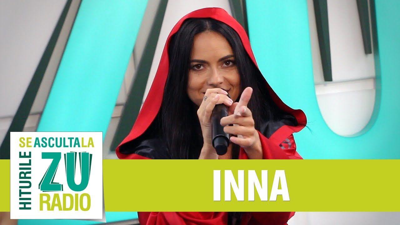 Inna Ruleta Feat Erik Live La Radio Zu Radio Erik Youtube