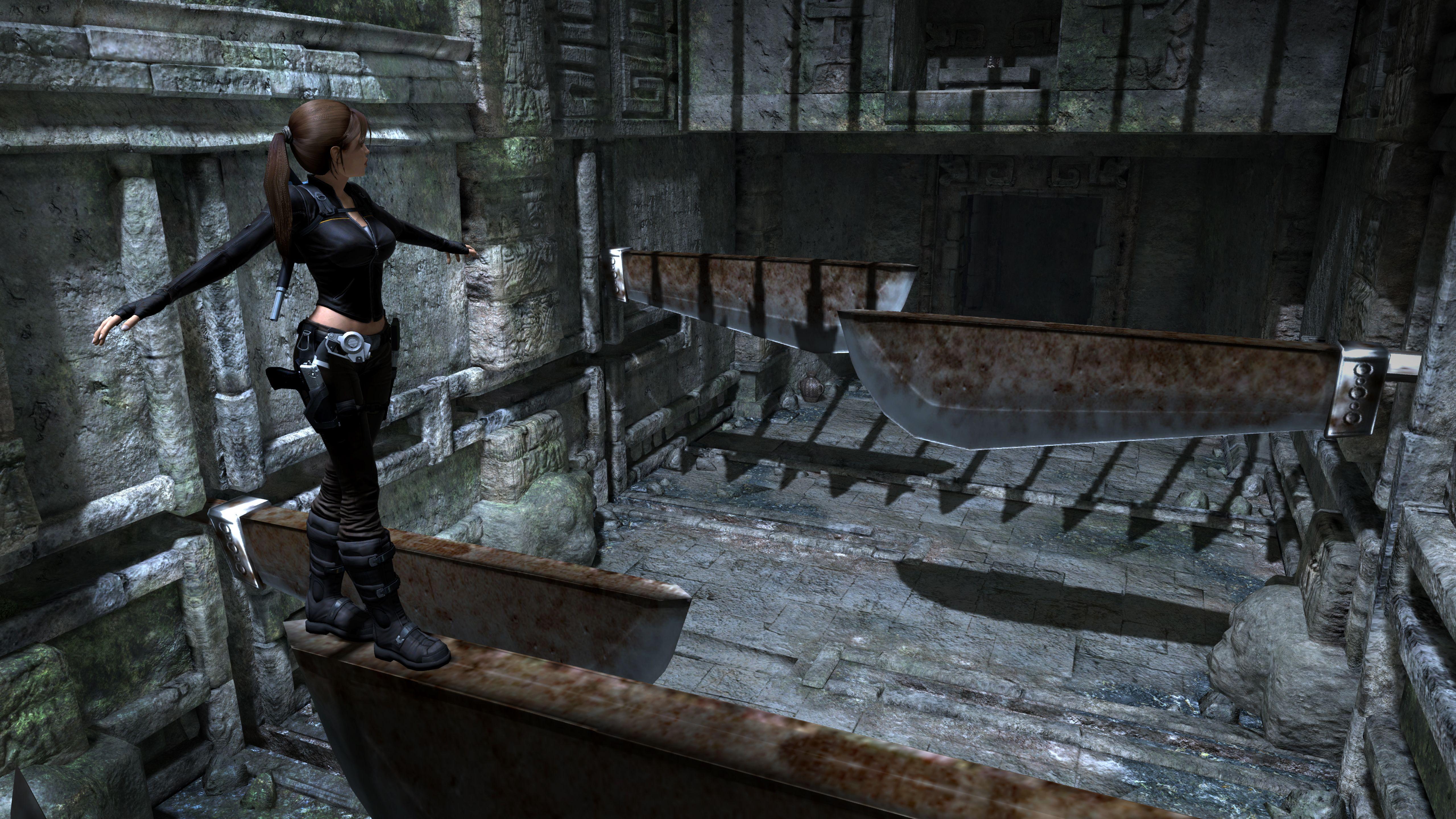 Tomb Raider Underworld Gameplay Tomb Raider Tomb Raider Lara