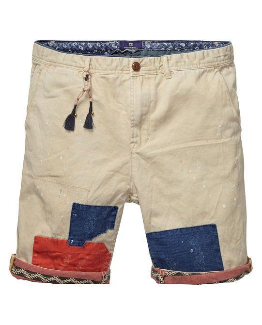 Pantalon - Bermudas Scotch & Soda Q78vBB