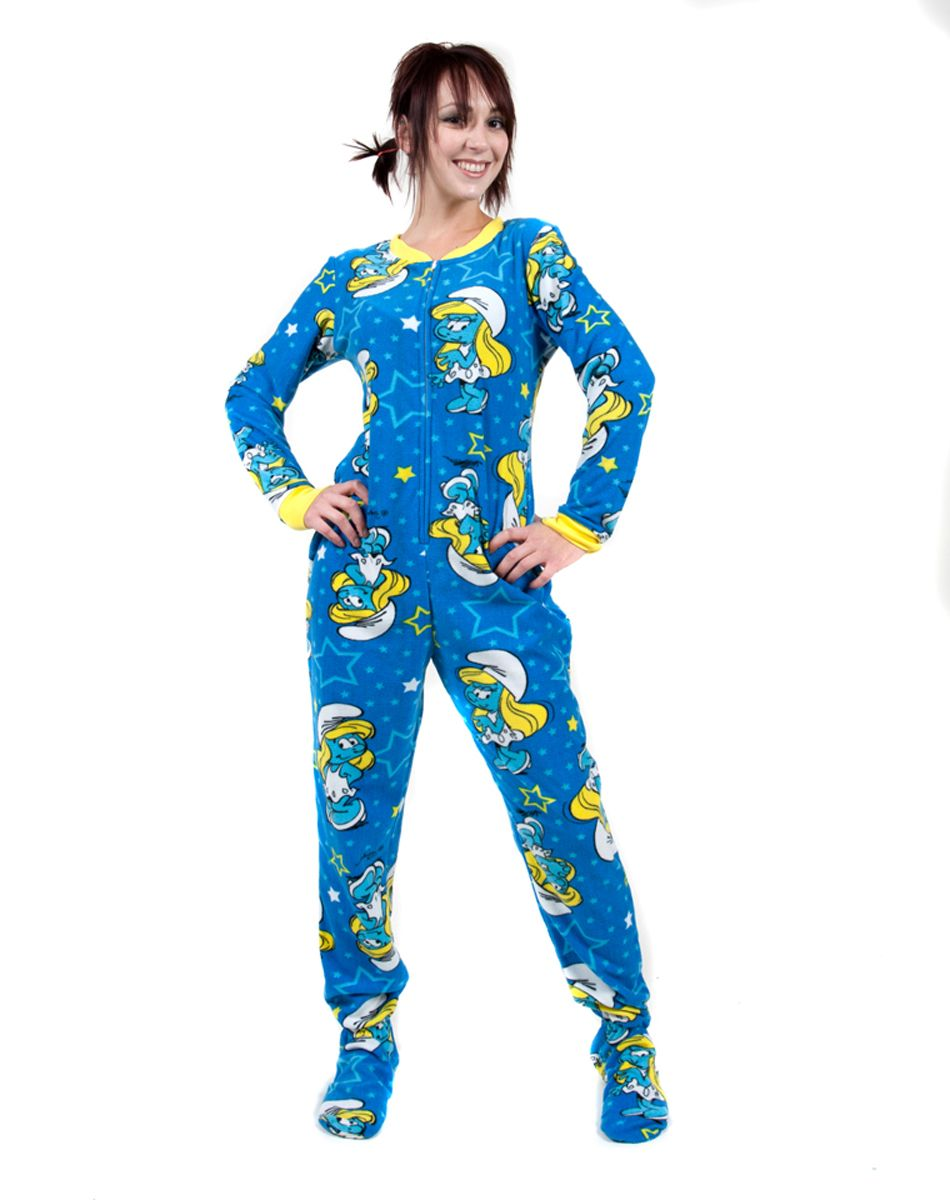 footy pajamas are a must-have. i'm serious this time ...