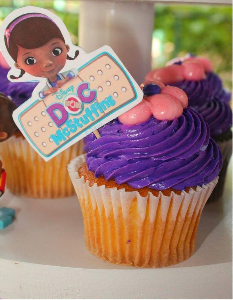 Doc McStuffins Party