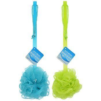 April Bath Shower Body Sponges With Handles