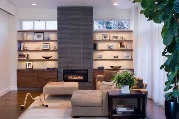 56 Clean And Modern Showcase Fireplace Designs  Fireplace Design New Glass Showcase Designs For Living Room Review
