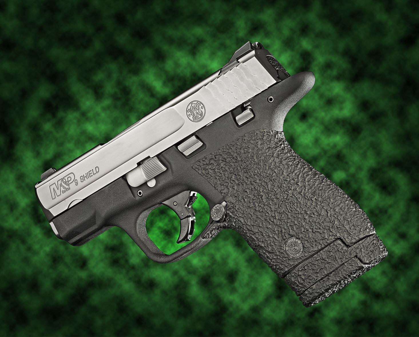 S&W M&P with Texture and NP# Find our speedloader now! http://www ...
