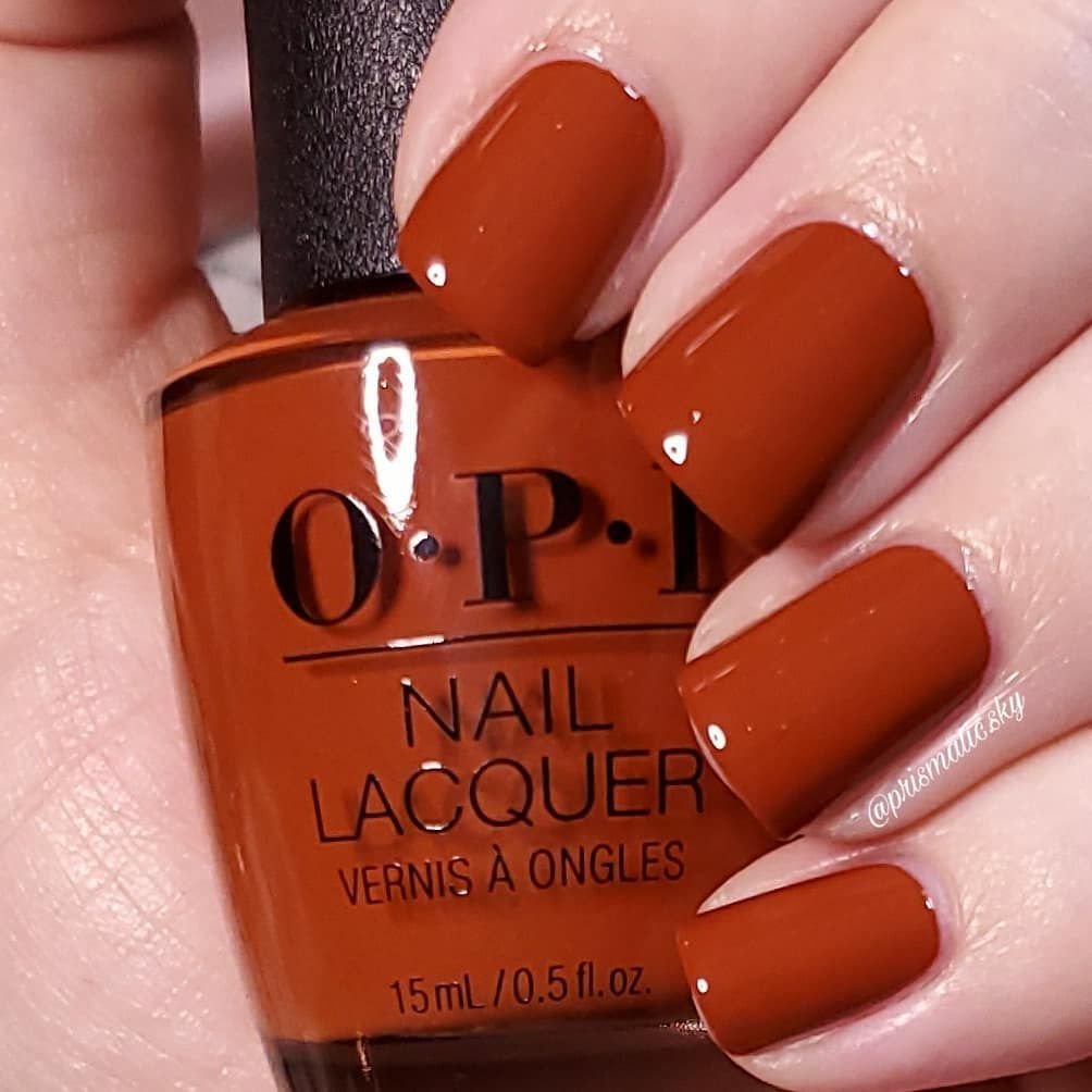 Pin By Femalebeautybible On Nails In 2020 Opi Fall Fall Nail Colors Opi Fall Colors