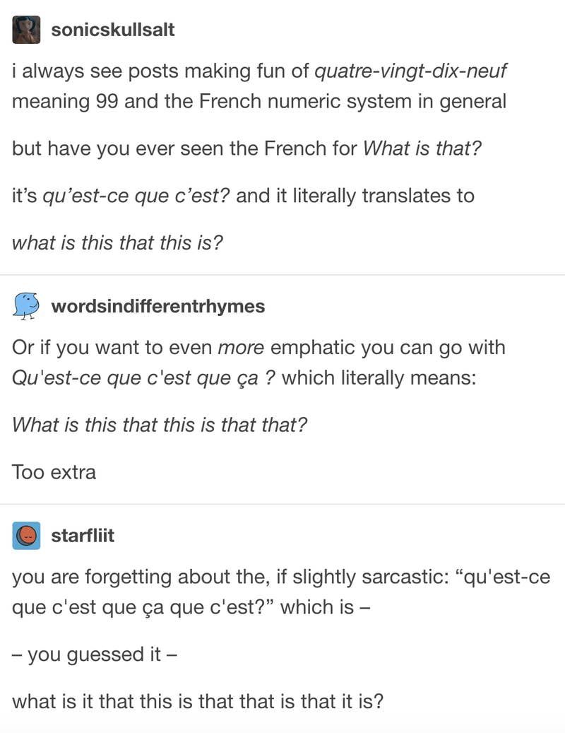 17 Jokes About The French Language That Prove It S As Weird As English Is Funny French Language Jokes How To Speak French