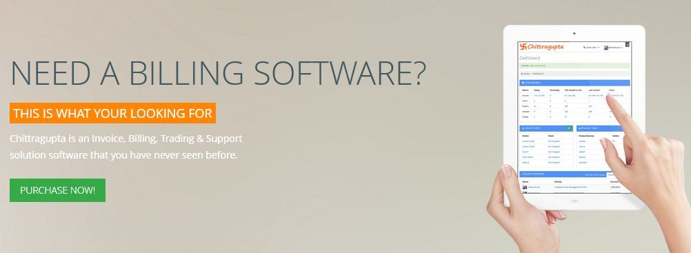 Online Billing and Invoice Generating Software Download Free Demo - invoice generator software free