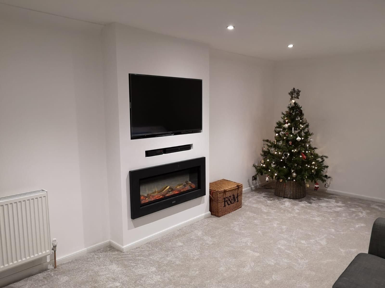 42+ Living room ideas with tv on chimney breast information