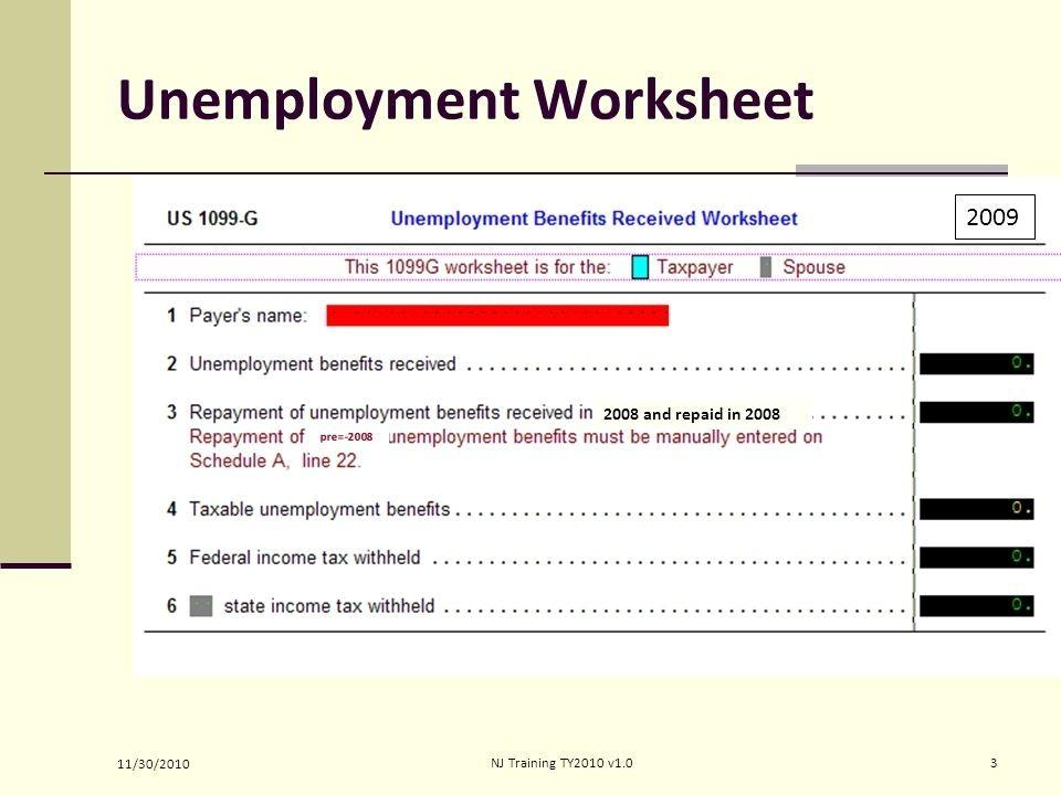 Form 11 Unemployment Compensation Understand The