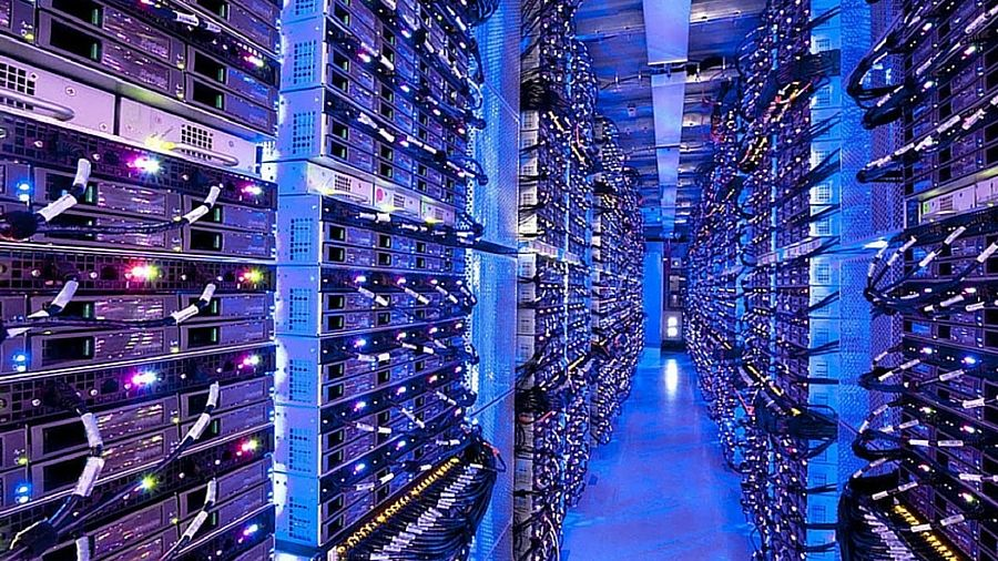 There's a 'perfect storm' at the heart of big data