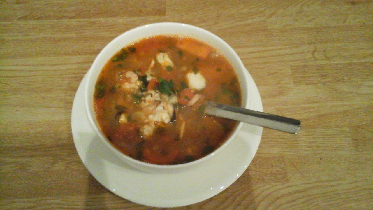 Vis soep