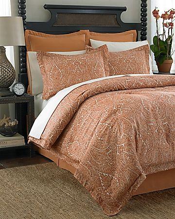 Tommy Bahama Molokai 4 Piece Queen Comforter Set Queen