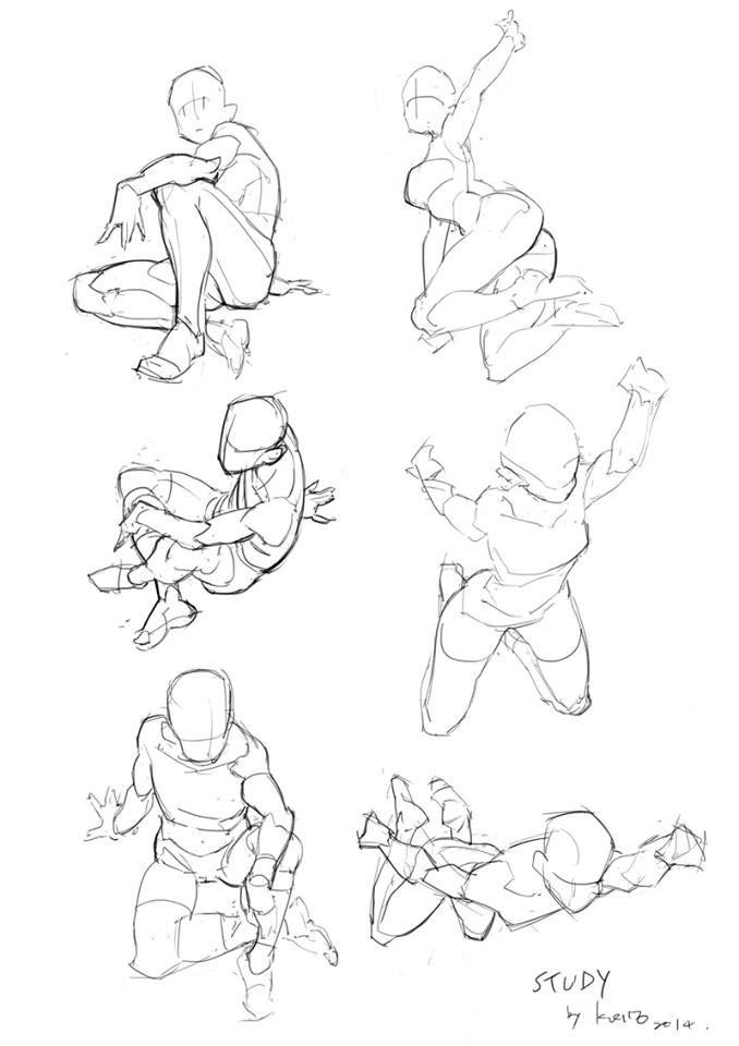 krenz cushart | 드로잉 | Pinterest | Pose, Anatomy and Drawings
