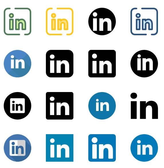 Linkedin Logo Vector Eps Free Download Vector Logo Social Media Icons Business Blog