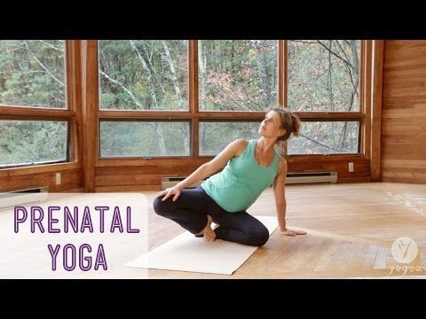 prenatal yoga routine calm interior 2nd trimester