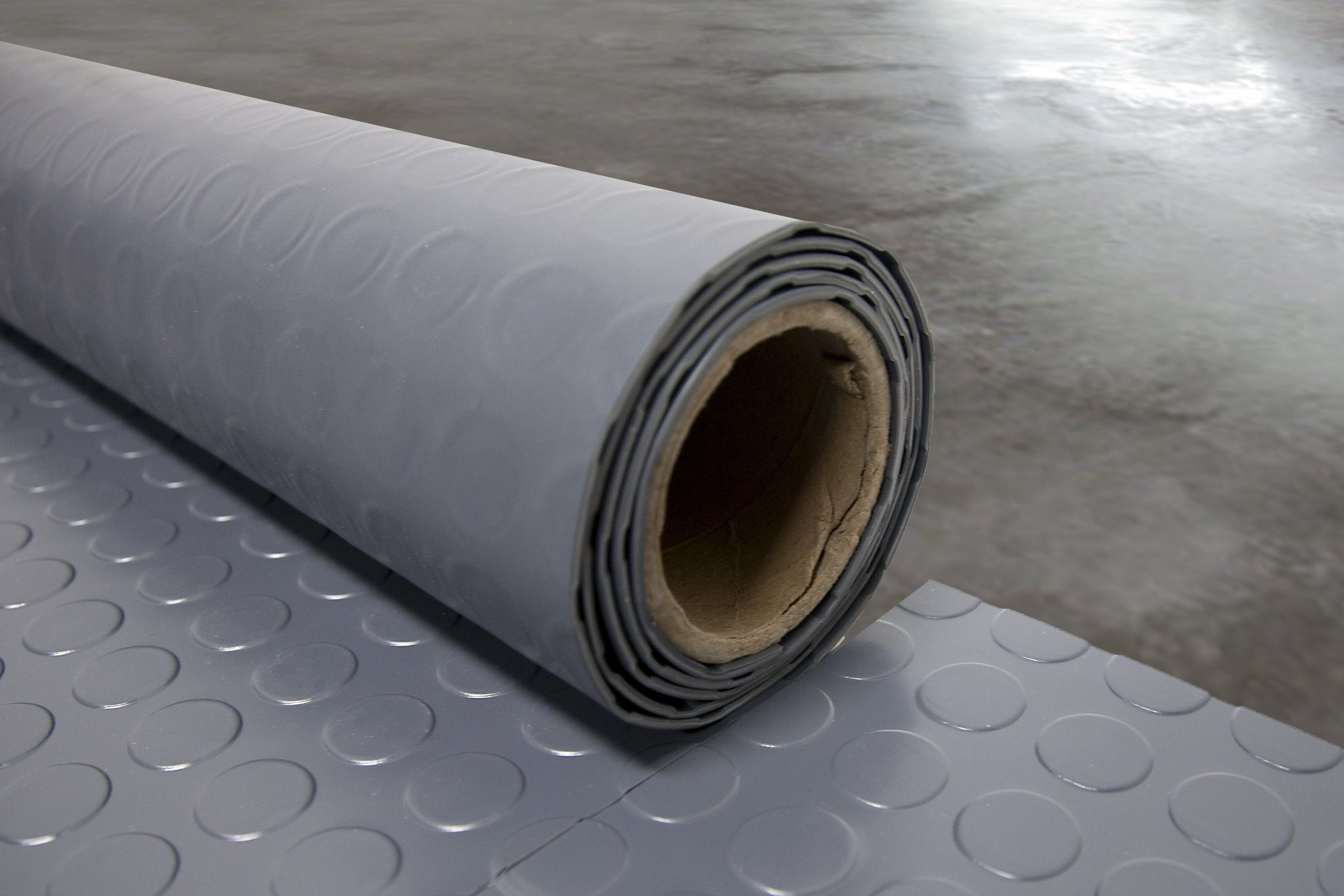 Easy Just Roll Out Garageflooring Garage Floor Mats
