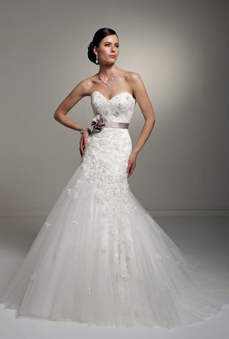 Brides: Sophia Tolli : Y21246 Jillian | The ONE | Pinterest ...
