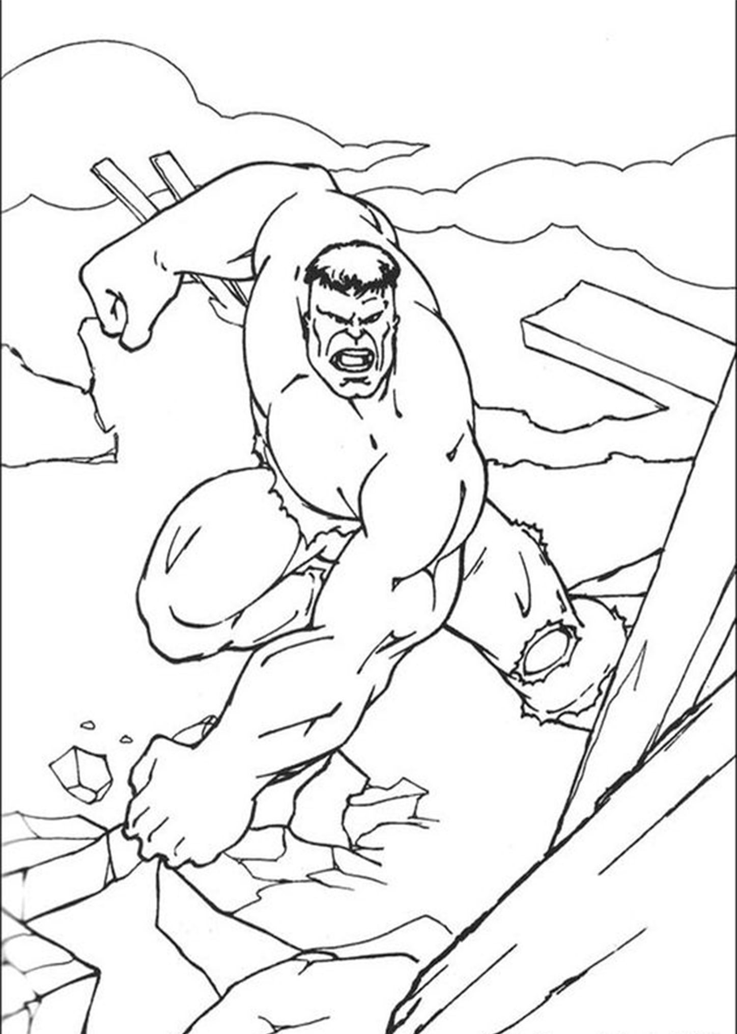 Free Easy To Print Hulk Coloring Pages Superhero Coloring Pages Superhero Coloring Coloring Books