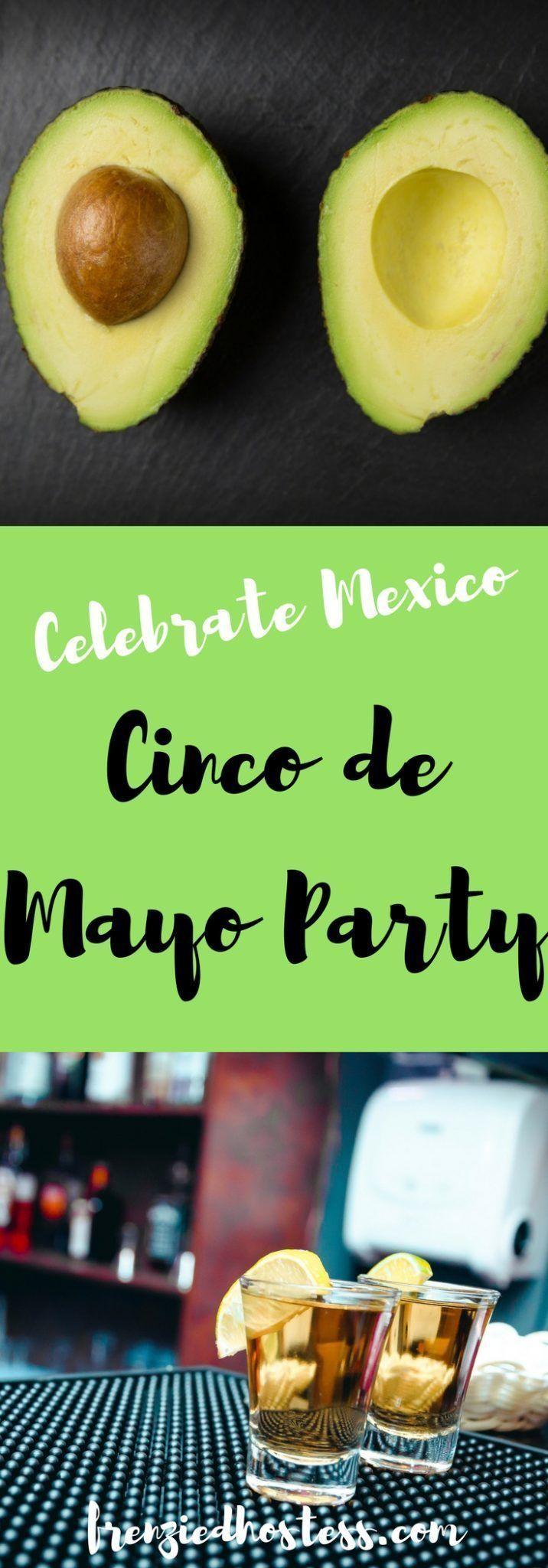 4 Ideas for a Mexican Culture Cinco de Mayo Party # ...