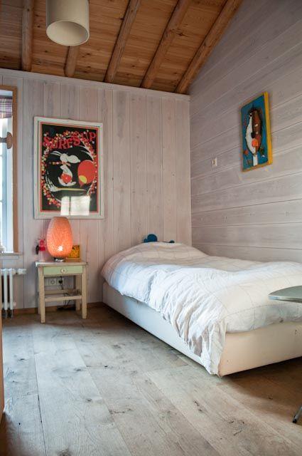white wash dimma children sleeping room moose färg  thuis