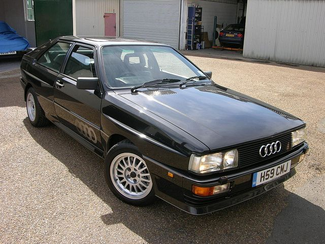 1990 Audi Quattro 20v Cars Audi Coupe American Dream Cars