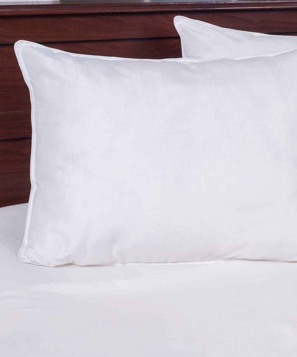 Lavish Home Ultra-Soft Down Alt Pillow - Set of Two