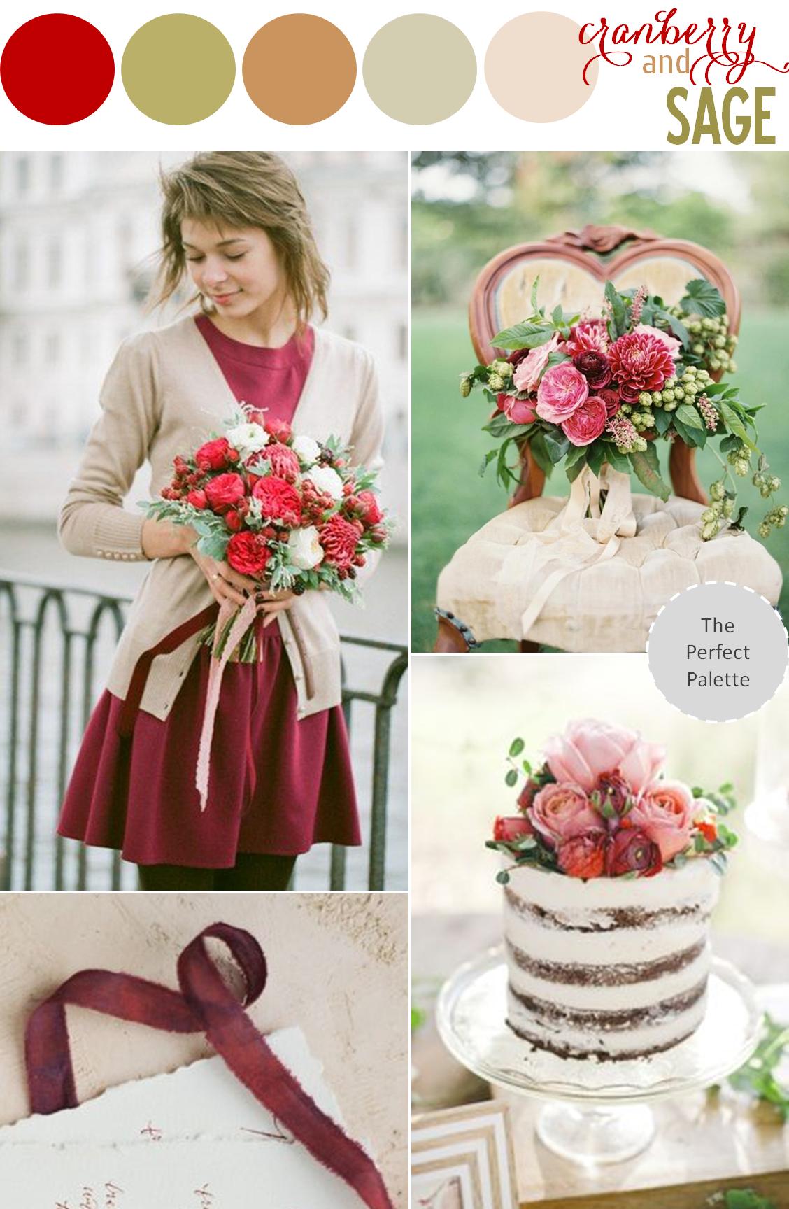 Sage Wedding Color Schemes