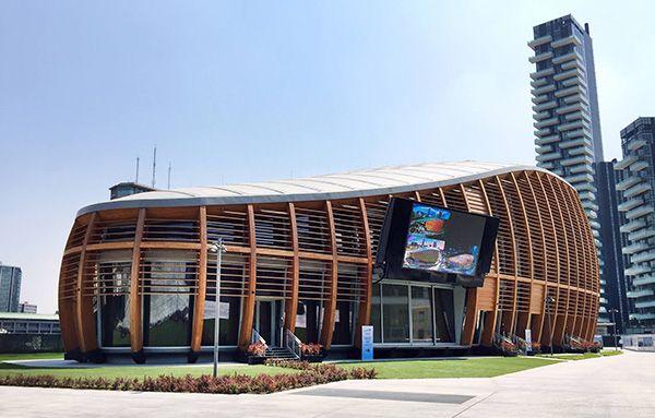 UniCredit Pavilion - Michele De Lucchi