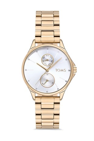 Toms Watch Tm1971a 969 B Kadin Kol Saati Stilmeydani Toms Kadin Saat Kadin