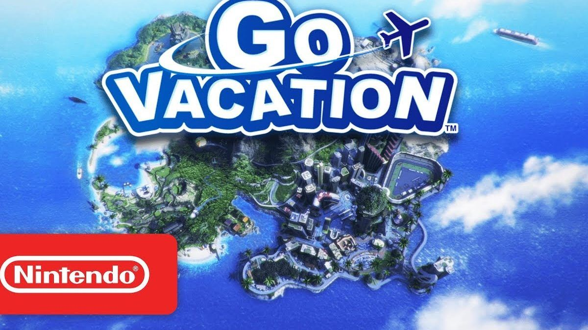 """""""Are We There Yet?"""" Kinda, With 'Go Vacation' for the"""