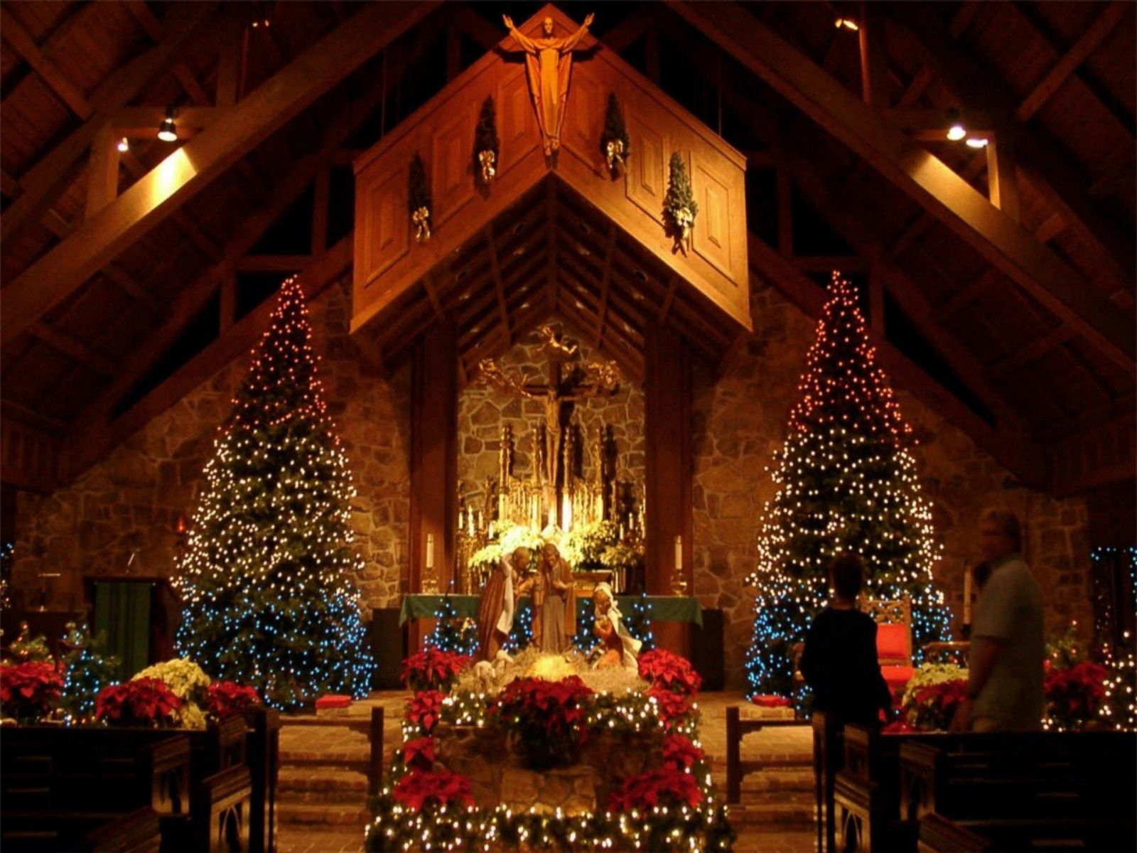 beautiful christmas scenes yahoo search results