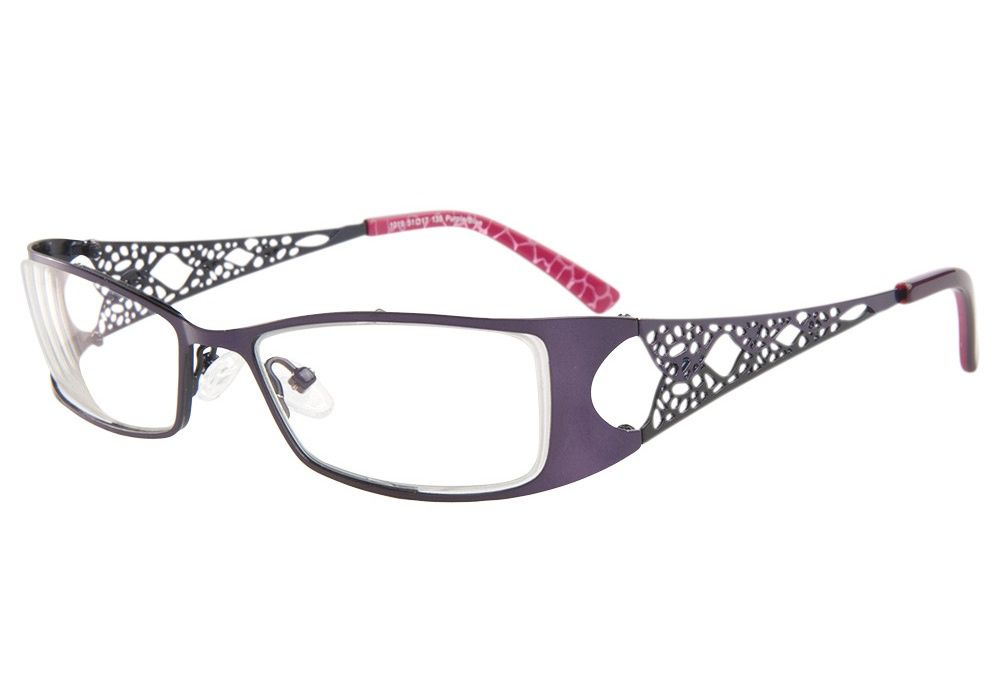 Buy Ltede 1019 Purple/Blue Eyeglasses   Lowest Prices on ...