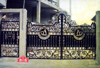 Portails Coulissants En Aluminium Portails Coulisant En Acier Portail Exterieur Portail Coulissant Et Fabricant Portail