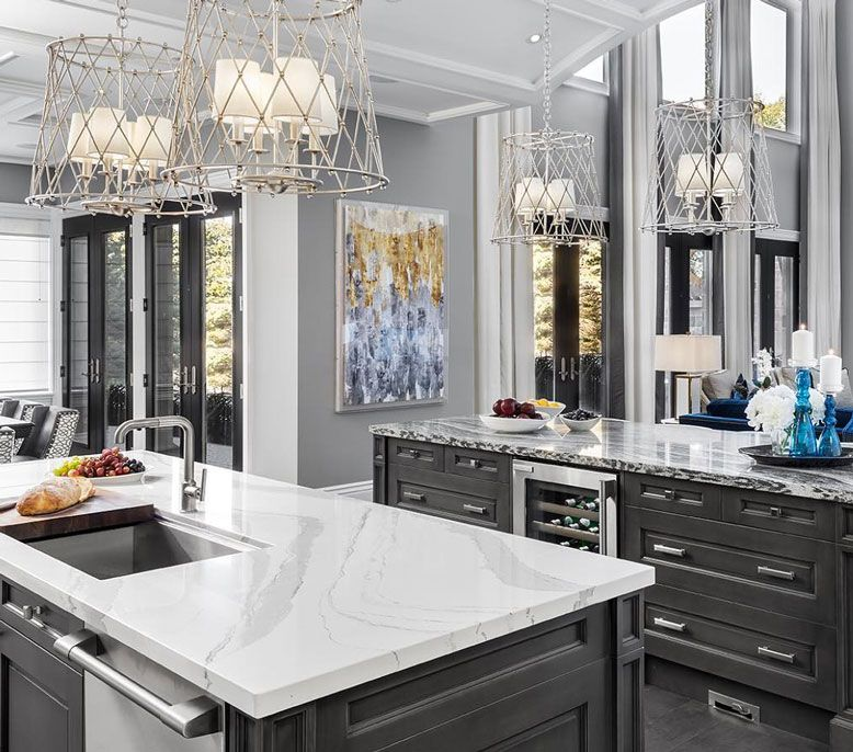 Staging Kitchen Counters: Cambria Has A Broad Catalog Of Beautiful Quartz Designs