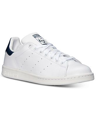adidas Men s Originals Stan Smith Casual Sneakers from Finish Line 4d9df75af6ad