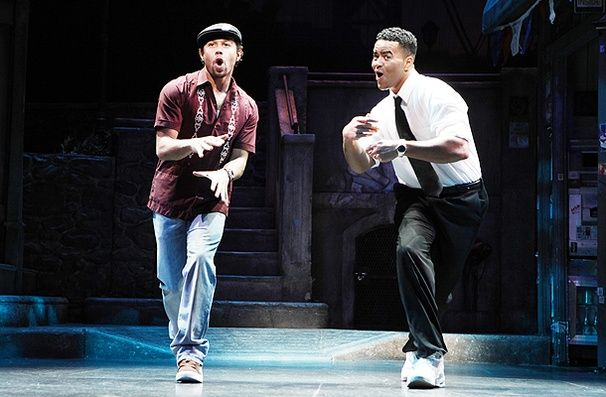 Image Result For Christopher Jackson In The Heights In The Heights